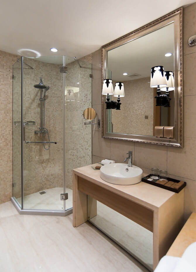 APARTMENT BATHROOM REMODELING GLENVIEW