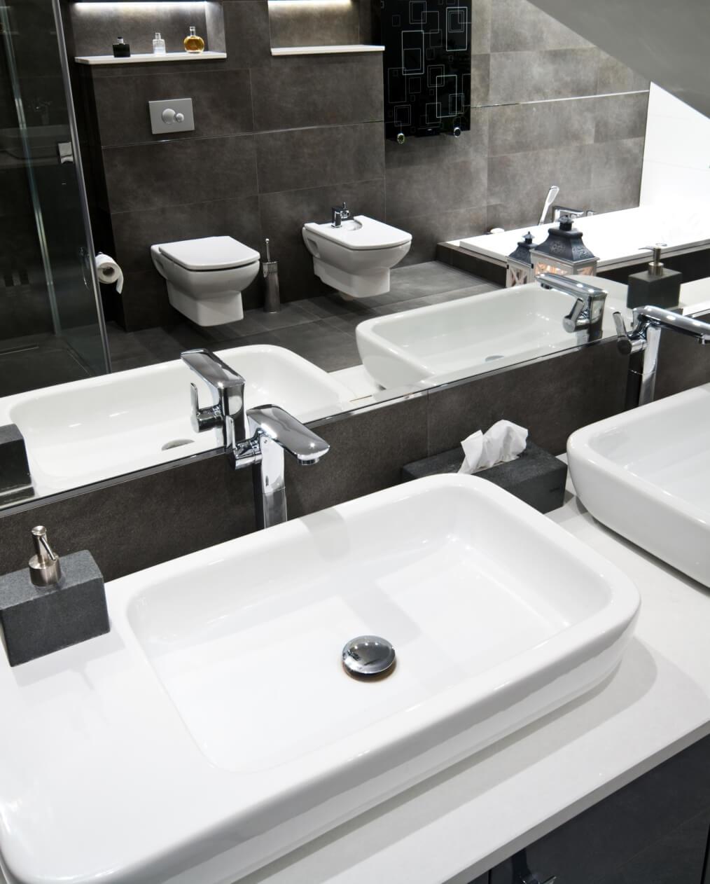 mirror basin remodeling
